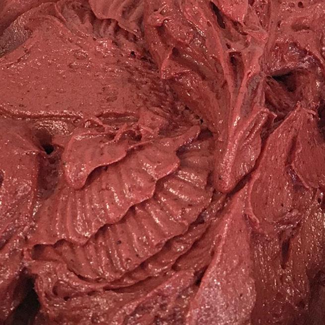 Frutos Rojos con Vermut