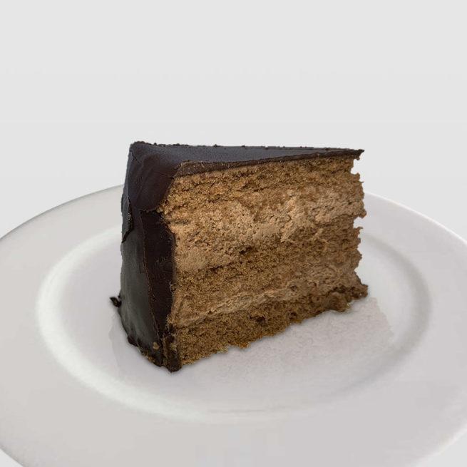 Tarta 3 Chocolates Negro