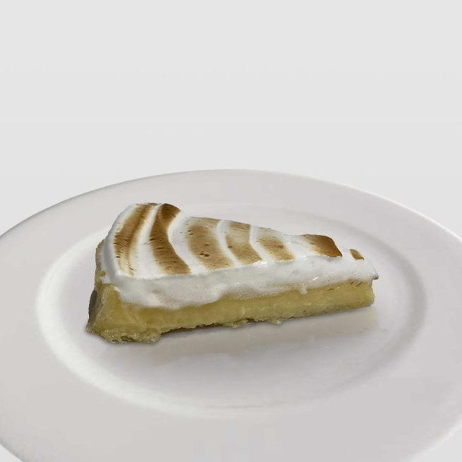 Tarta de Crema de Limón y Chocolate Blanco