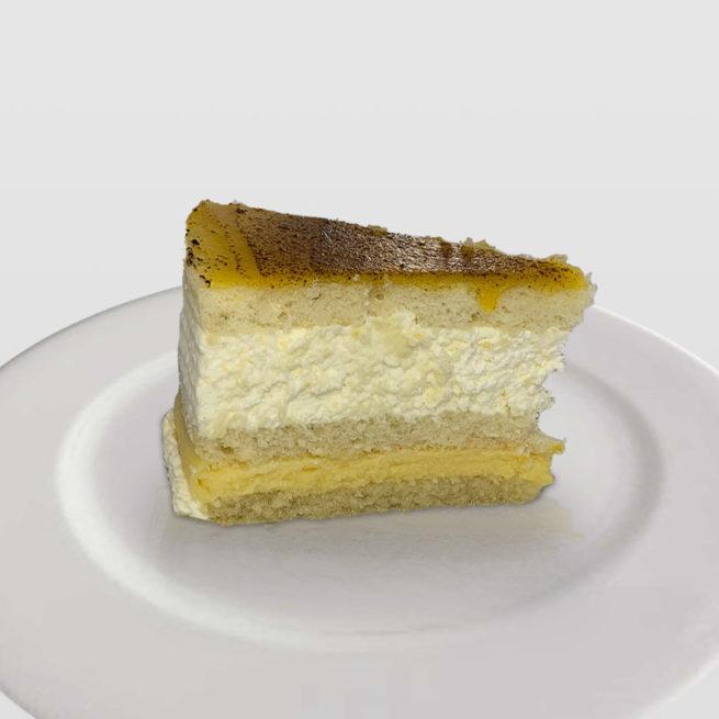 Tarta San Marcos de Nata y Crema