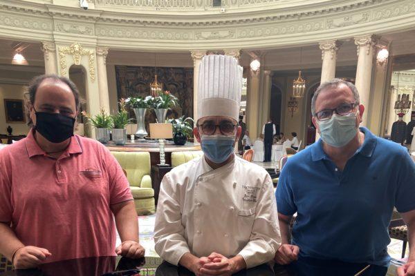 Organización 3º cena Ruta Gastronomica de Producto Km.0 The Westin Palace