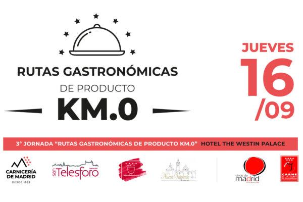 2ª cena Ruta Gastronómica de Producto Km.0 en The Westin Palace