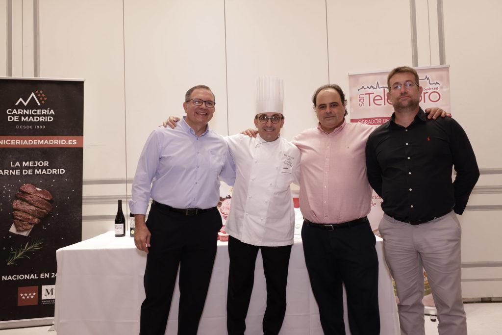 """""""Rutas Gastronómicas de Producto Km.0 de Madrid"""" homenajea a Gerardo Oter, reconocido hostelero madrileño"""